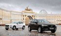 В каршеринге «Яндекс.Драйв» появятся автомобили Volvo