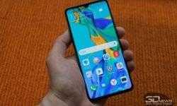 В смартфоне Huawei P30 используется OLED-панель компании BOE вместо LG
