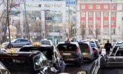 В столице Норвегии установят беспроводные зарядные станции для такси