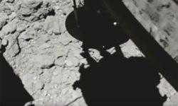 Видео дня: захват образцов грунта на астероиде Рюгу