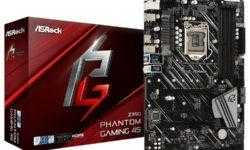 ASRock Z390 Phantom Gaming 4S: плата формата ATX для игрового ПК