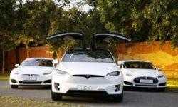 Автомобили Tesla Model S и Model X получат новые двигатели, чтобы привлечь покупателей