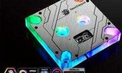 Bitspower Summit MS OLED: водоблок с подсветкой и дисплеем для чипов Intel