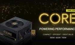 Chieftec Core: «золотые» блоки питания мощностью до 700 Вт