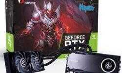 Colorful iGame GeForce RTX 2080 Ti Neptune OC: видеокарта с жидкостным охлаждением
