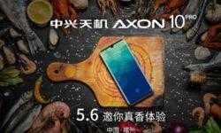 Флагманский смартфон ZTE Axon 10 Pro 5G поступит в продажу 6 мая