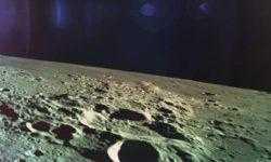 Фото дня: прощальный снимок Луны с борта израильского аппарата Beresheet