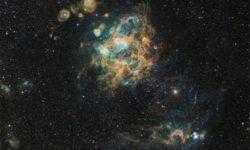 Фото дня: рекордный снимок Большого Магелланова Облака