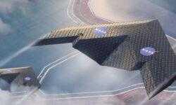 #фото | NASA разработала крылья для самолетов нового поколения