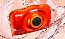 Фотокамера Nikon Coolpix W150 не боится воды, пыли и падений