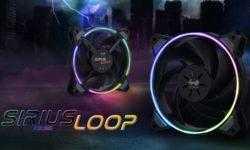 In Win выпустила корпусный вентилятор Sirius Loop ASL120 с настраиваемой RGB-подсветкой