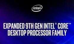 Intel расширила семейство Coffee Lake Refresh новыми настольными Core, Pentium и Celeron