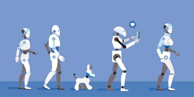 Фото Как сделать первые шаги в робототехнике?