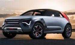 KIA HabaNiro: электрический концепт-кар с полноценным автопилотом