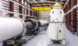 Клубы дыма — у SpaceX произошёл сбой во время тестирования двигателей