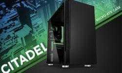Kolink Citadel: корпус за 45 евро для компактного компьютера