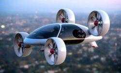 Летающие автомобили будут полезнее для климата, чем обычные