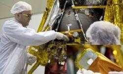 Лунная миссия «Берешит» — начаты поиски первой лунной библиотеки после аварии ее носителя