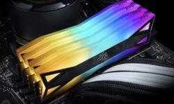 Модули памяти XPG Spectrix D60G DDR4 оснащены оригинальной RGB-подсветкой