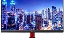 Новый игровой монитор Acer с поддержкой FreeSync обладает временем отклика в 1 мс