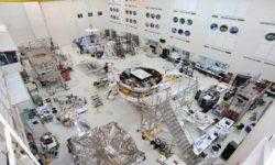 Новый марсоход NASA «Марс-2020» собран и проходит активную фазу тестирования