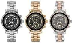Обновлённые смарт-часы Sofie от Michael Kors оценены в $325
