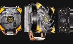 Охладители Cooler Master ML120L и MA410P вышли в версии TUF Gaming