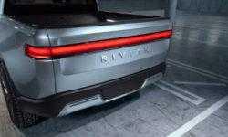 [Перевод] Ford построит электромобиль, используя EV-стартап Rivian's tech
