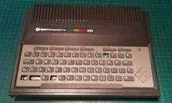 [Перевод] Изготовление реплик отсутствующих клавиш для «резиновой» клавиатуры Commodore 116