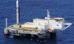Роскосмос поможет в развитии проекта «Морской старт»