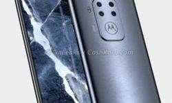 Смартфон Motorola с квадрокамерой показался на рендерах