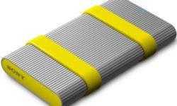 Sony SL-M и SL-C: портативные SSD-накопители во «внедорожном» исполнении