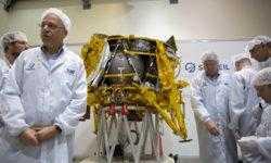SpaceIL построит и отправит к Луне посадочный модуль «Берешит 2»