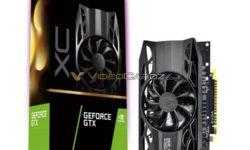 Стоимость видеокарт GeForce GTX 1650 будет стартовать с отметки в $149