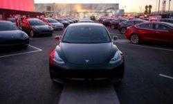 Tesla Model 3 становится самым продаваемым автомобилем в Швейцарии