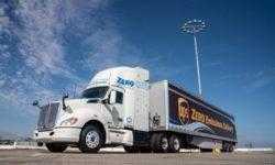 Toyota представила грузовик на водородных топливных элементах