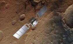 Ученые нашли вероятный источник метана на Марсе