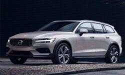 Универсал Volvo V60 Cross Country может самостоятельно передвигаться на скоростях до 130 км/ч