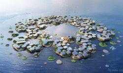 Уровень морей поднимается: время строить плавучие города