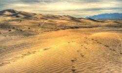 В китайской пустыне построили марсианскую базу для детей