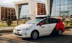 В мае на улицах Москвы появится первый беспилотный автомобиль «Яндекс»