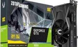 Видеокарта Zotac GeForce GTX 1650 не требует дополнительного питания