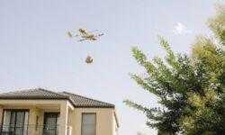 Wing опередил Amazon, запустив один из первых в мире сервисов доставки дронами