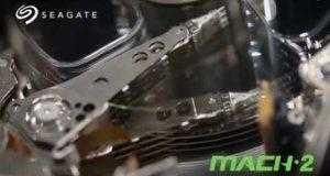 Жёсткие диски Seagate с технологиями HAMR и MACH.2