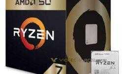 Юбилейную версию Ryzen 7 2700X будет украшать подпись Лизы Су