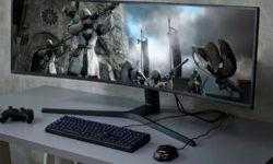 109 990 рублей: ультраширокий монитор Samsung CRG9 для игр вышел в России