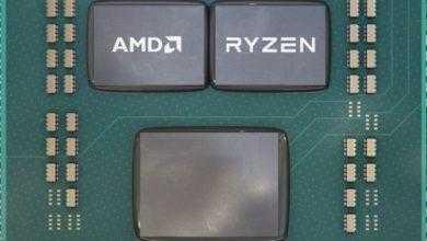 Фото 7-нм техпроцесс помог, но AMD снова проигрывает Intel по площади ядра