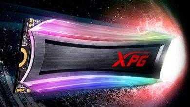 Фото ADATA XPG Spectrix S40G RGB: накопитель M.2 SSD с оригинальной подсветкой