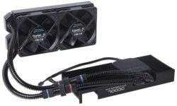 Alphacool представила необслуживаемую СЖО Eiswolf 240 GPX Pro для видеокарты AMD Radeon VII