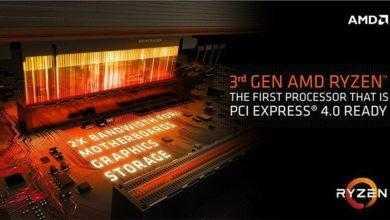 Фото AMD: поддержки PCI Express 4.0 в платах на чипсетах прошлых поколений не будет